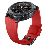 Curea Samsung Gear S3, Standard Size M, Orange Red