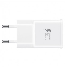 Incarcator retea USB Type-C, 2000 mAh, Fast Charger, White