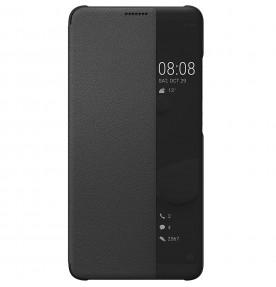 Husa Flip Cover Huawei pentru Mate 10 Pro, Grey