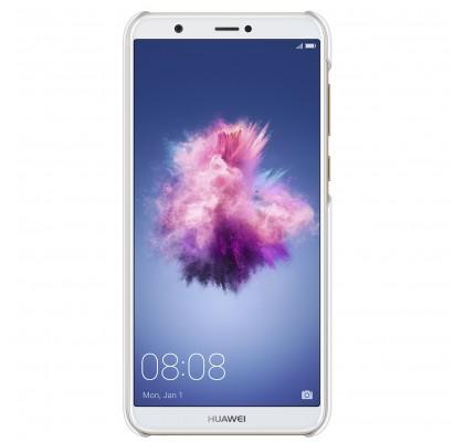 Capac de protectie spate, pentru Huawei P Smart, Transparent