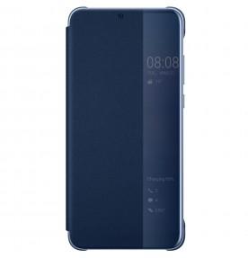 Husa Flip Cover Huawei pentru P20 Pro, Blue