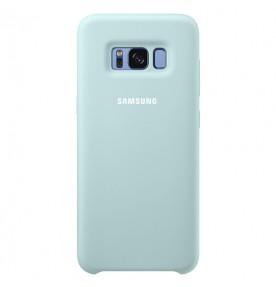 Husa Silicone Cover pentru Samsung Galaxy S8, Blue