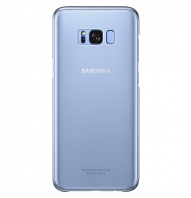 Husa Protective Cover Clear Samsung Galaxy S8 Plus, Blue