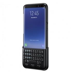 Keyboard Cover Galaxy S8 Plus, Black