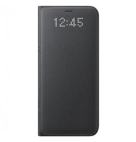 Husa LED View Cover pentru Samsung Galaxy S8 Plus, Black
