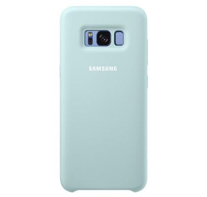 Husa Silicone Cover pentru Samsung Galaxy S8 Plus, Blue