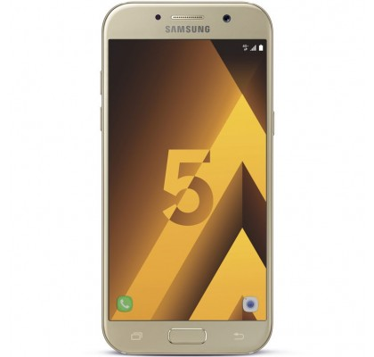 Telefon mobil Samsung Galaxy A5 (2017), 32GB, 4G, Gold Sand