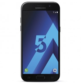 Telefon mobil Samsung Galaxy A5 (2017), 32GB, 4G, Black Sky