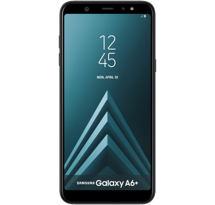 Telefon mobil Samsung Galaxy A6+, Dual SIM, 32GB, LTE, Black