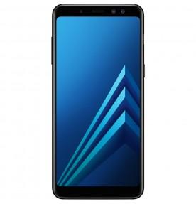 Telefon mobil Samsung Galaxy A8 (2018), Dual SIM, 32GB, 4G, Black