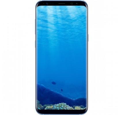 Telefon mobil Samsung G955 Galaxy S8 Plus, 64GB, 4G, Coral Blue