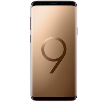 Telefon mobil Samsung G960 Galaxy S9, Dual SIM, 64GB, LTE, Sunrise Gold
