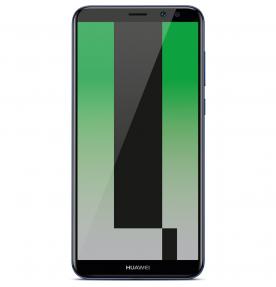 Telefon mobil Huawei Mate 10 lite, Dual SIM, 64GB, 4G, Aurora Blue