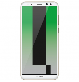 Telefon mobil Huawei Mate 10 lite, Dual SIM, 64GB, 4G, Prestige Gold