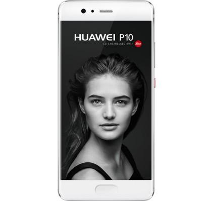 Telefon mobil Huawei P10, Dual Sim, 64GB, 4G, Silver