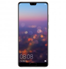 Telefon mobil Huawei P20, Dual Sim, LTE, 128GB, Pink
