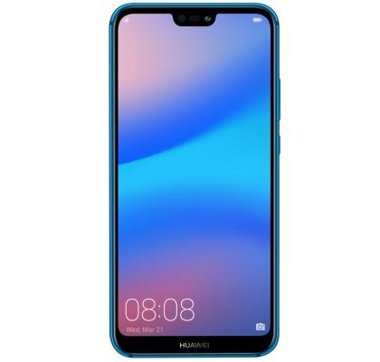 Telefon mobil Huawei P20 Lite, Dual Sim, 64GB, LTE, Klein Blue