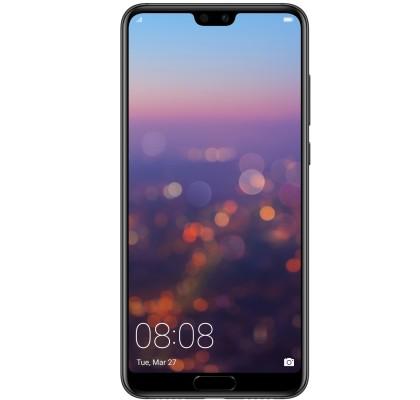 Telefon mobil Huawei P20 Pro, Dual Sim, LTE, 128GB, Black