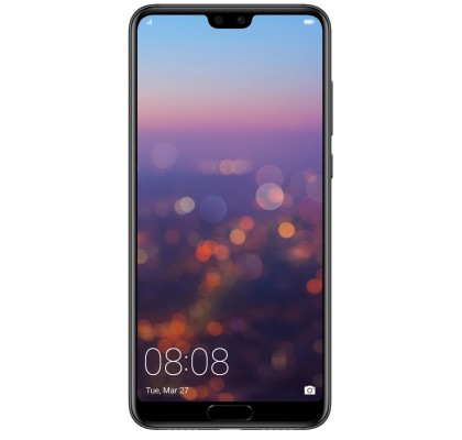 Telefon mobil Huawei P20 Pro, Dual Sim, LTE, 128GB, Blue