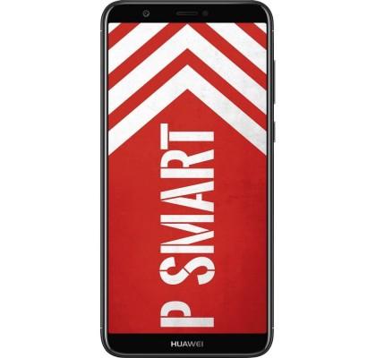 Telefon mobil Huawei P Smart, Dual Sim, 32GB, 4G, Black