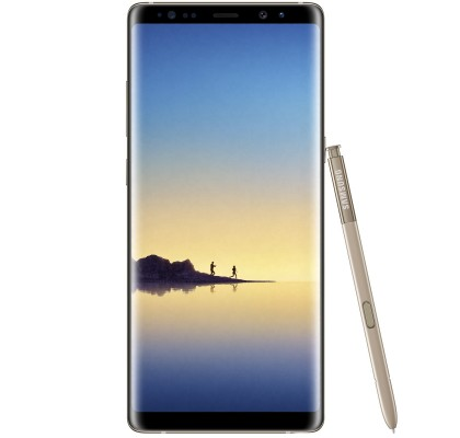 Telefon mobil Samsung Galaxy Note 8, Dual SIM, 64GB, LTE, Maple Gold