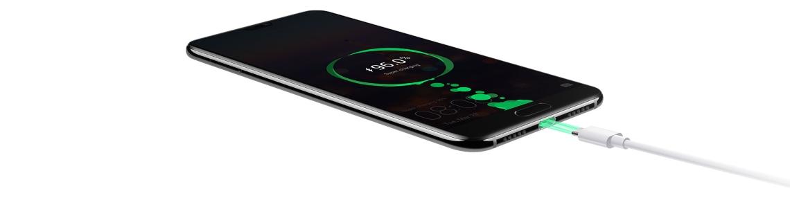 Huawei P20 Pro - incarcare